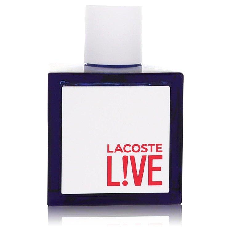 Lacoste Live by Lacoste for Men Eau De Toilette Spray (Tester) 3.4 oz
