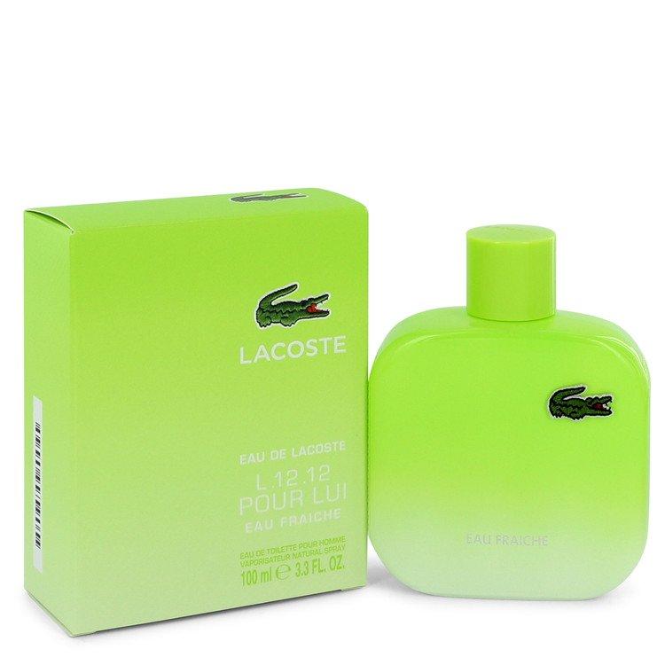 Lacoste Eau De Lacoste L.12.12 Pour Lui by Lacoste Men's Eau De Toilette Spray