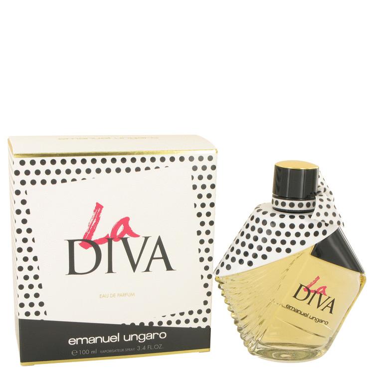 La Diva Perfume by Ungaro 3.4 oz EDP Spray for Women