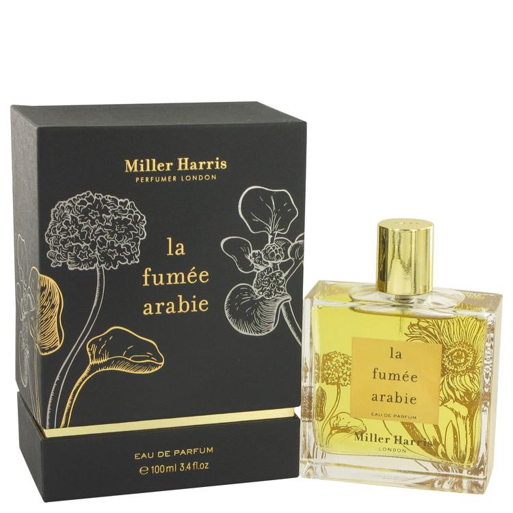 La Fumee Arabie by Miller Harris for Women Eau De Parfum Spray 3.4 oz