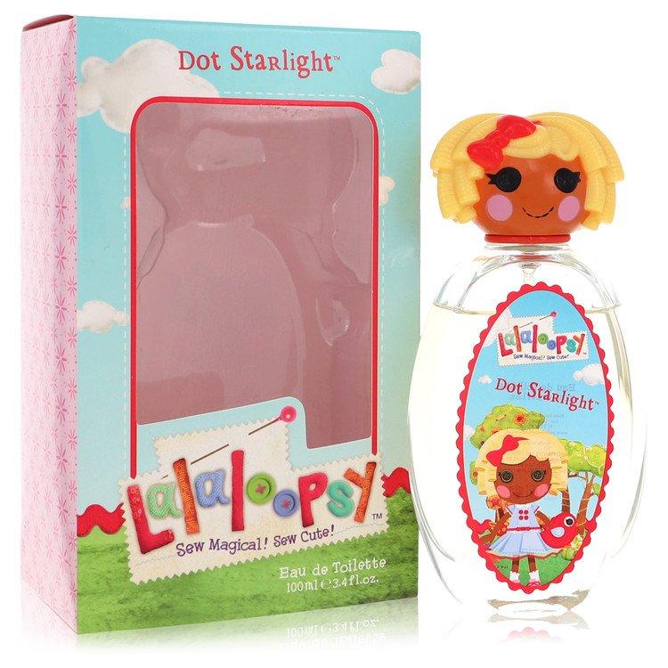 Lalaloopsy by Marmol & Son for Women Eau De Toilette Spray (Dot Starlight) 3.4 oz