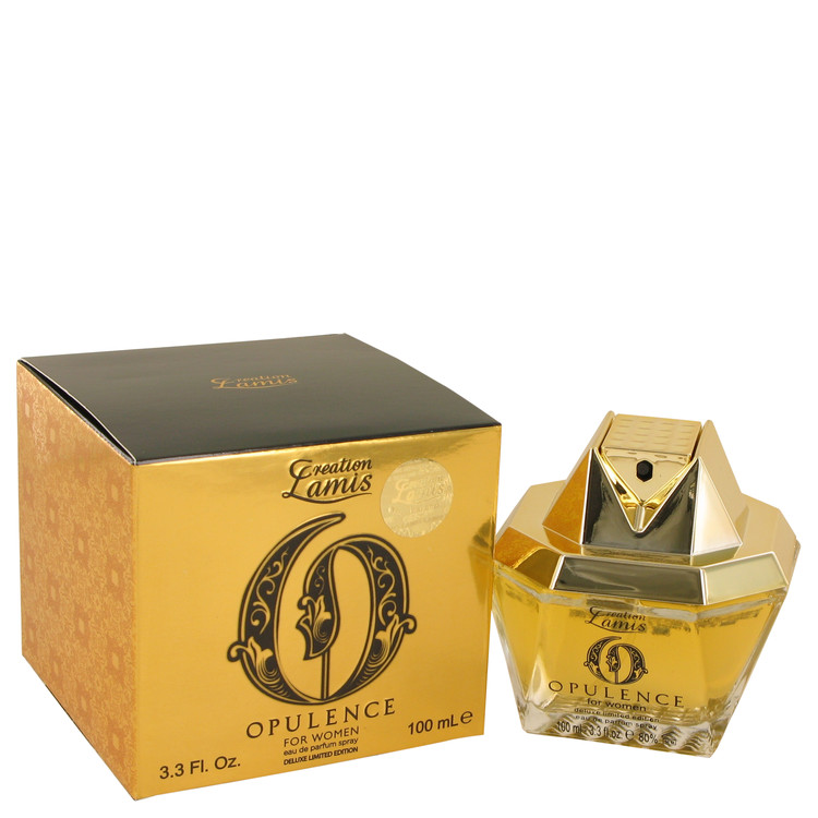 Lamis Opulence by Lamis for Women Eau De Parfum Spray Deluxe Limited Edition 3.3 oz
