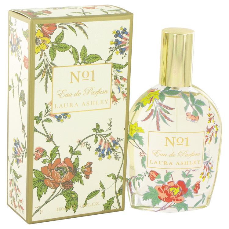 Laura Ashley No. 1 by Laura Ashley for Women Eau De Parfum Spray 3.4 oz