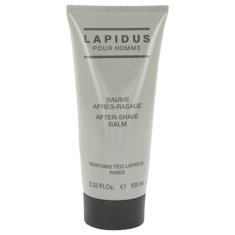 LAPIDUS by Ted Lapidus for Men After Shave Balm 3.4 oz
