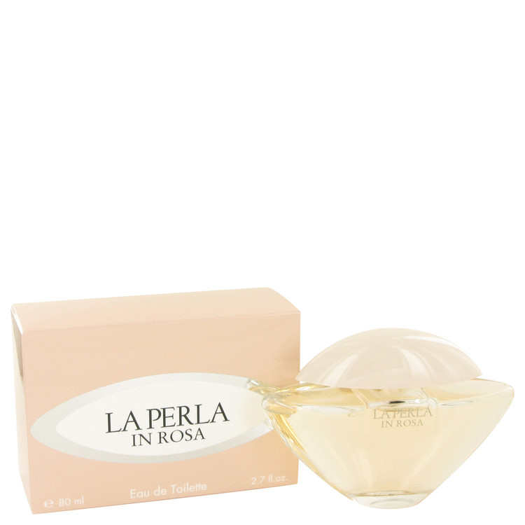 La Perla In Rosa by La Perla for Women Eau De Toilette Spray 2.7 oz
