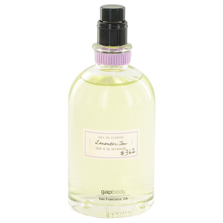 Lavender Tea Perfume by Gap 3.4 oz EDT Spray(Tester) for Women
