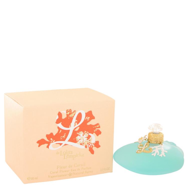 L De Lolita Lempicka Fleur De Corail Perfume 2.7 oz EDP Spay for Women