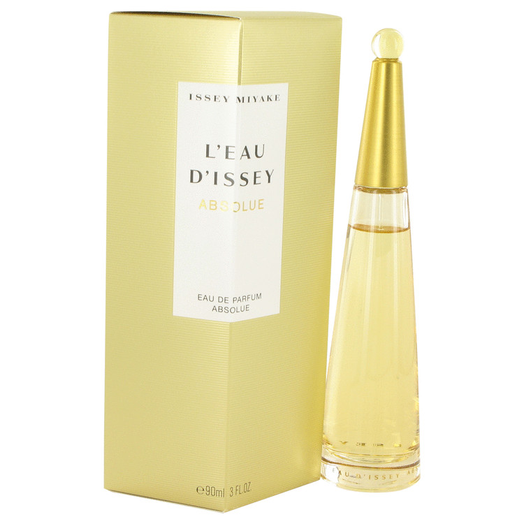L\'eau D\'issey Absolue by Issey Miyake for Women Eau De Parfum Spray 3 oz