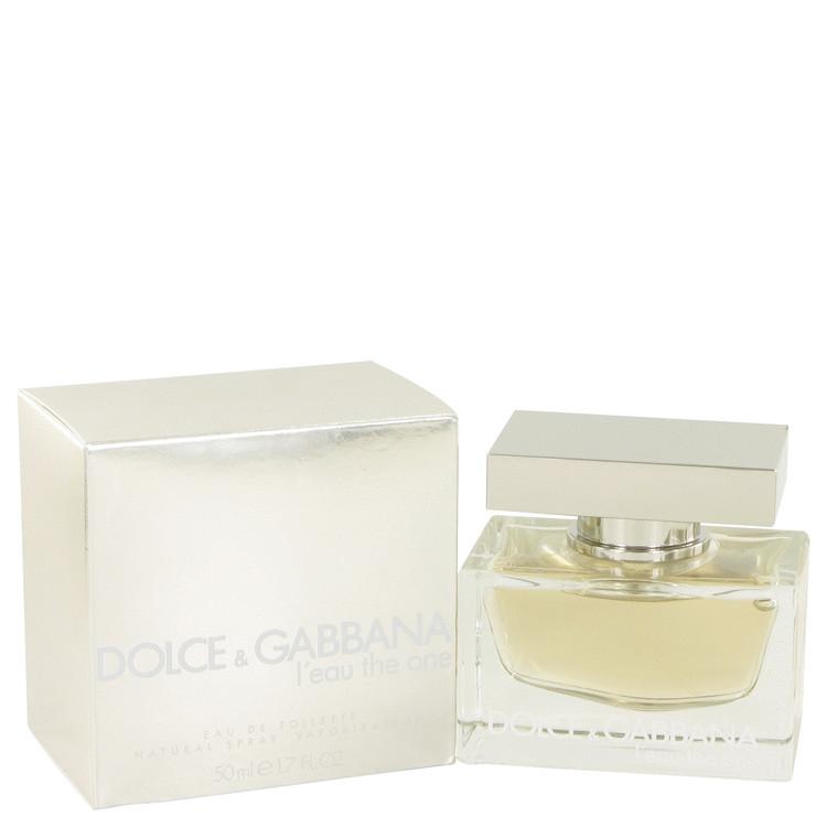 L\'eau The One by Dolce & Gabbana for Women Eau De Toilette Spray 1.7 oz