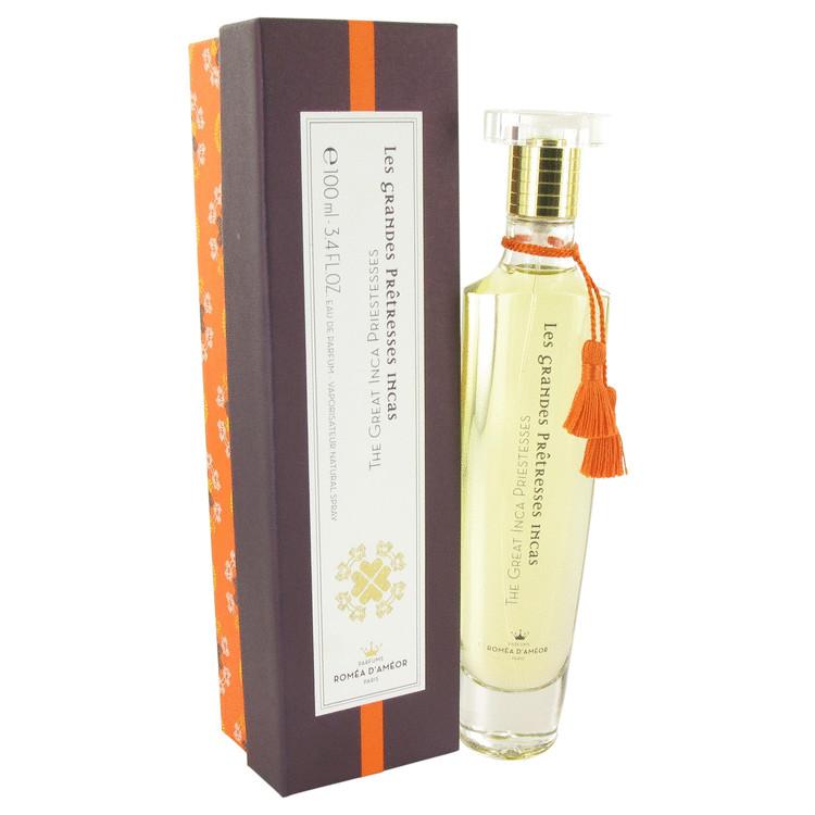 The Great Inca Priestesses by Romea D'Ameor for Women Eau De Parfum Spray 3.4 oz