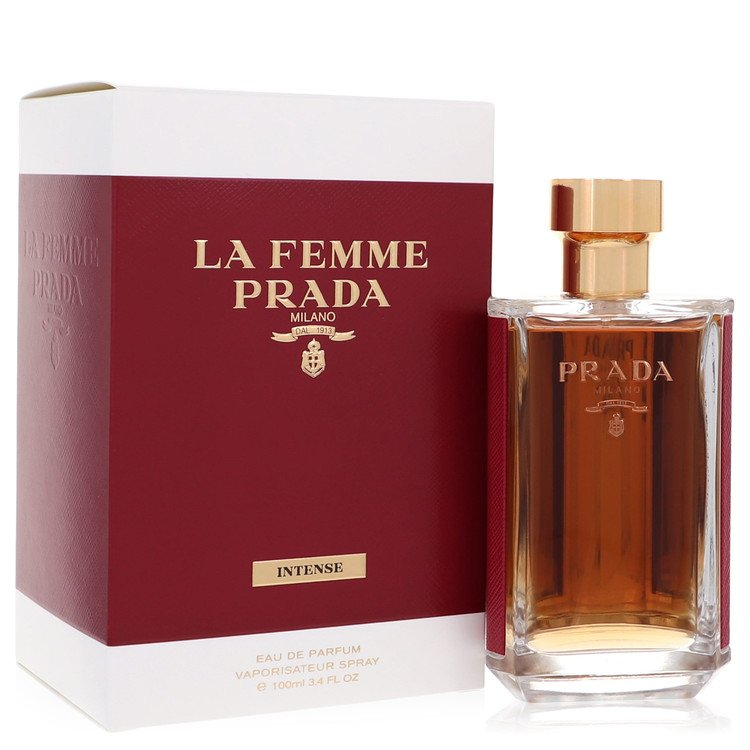 La Femme Intense Perfume by Prada 3.4 oz Eau De Pafum Spray for Women