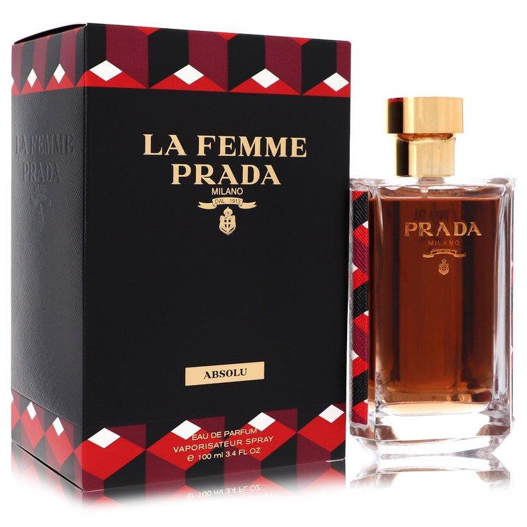 Prada La Femme Absolu by Prada –  Eau De Parfum Spray 3.4 oz 100 ml for Women
