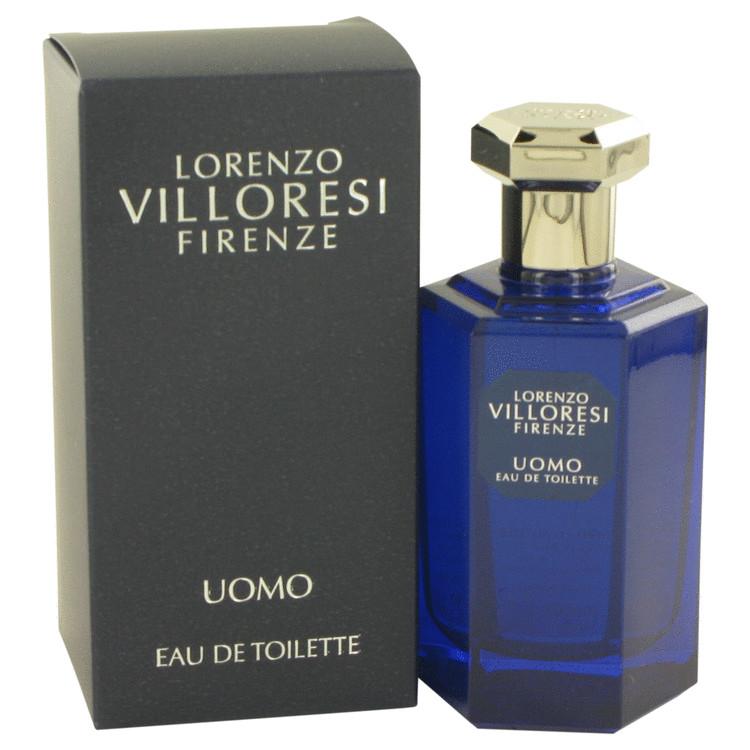 Lorenzo Villoresi Firenze Uomo by Lorenzo Villoresi for Men Eau De Toilette Spray 3.3 oz