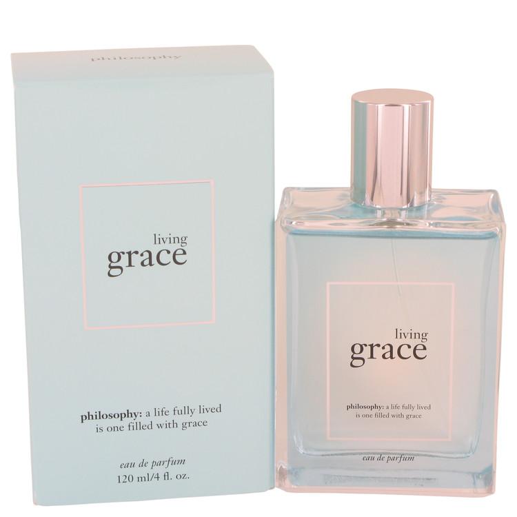 Living Grace by Philosophy for Women Eau De Parfum Spray 4 oz