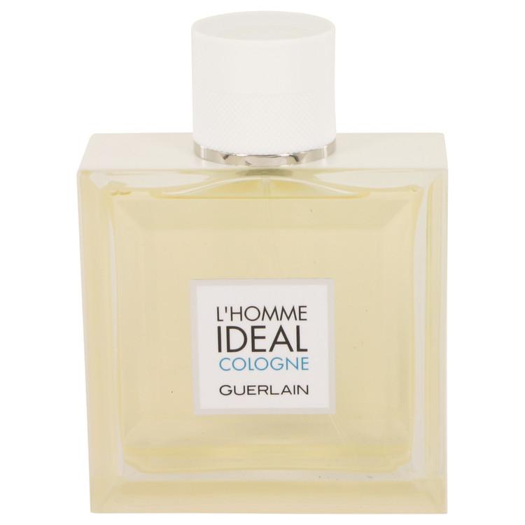 L'homme Ideal Cologne by Guerlain for Men Eau De Toilette Spray (Tester) 3.3 oz