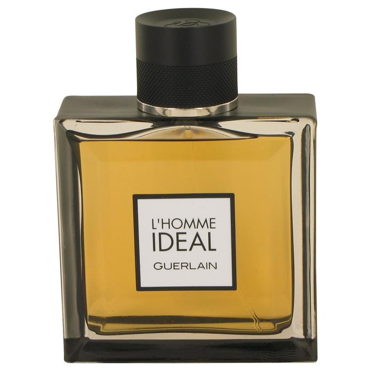 L'homme Ideal by Guerlain for Men Eau De Toilette Spray (Tester) 3.3 oz