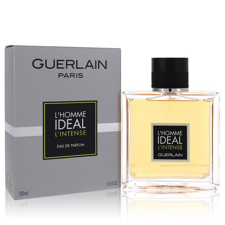L'homme Ideal L'intense Cologne by Guerlain 3.4 oz EDP Spay for Men Spray