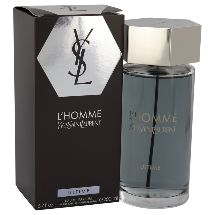 L'homme Ultime Cologne by Yves Saint Laurent 6.7 oz EDP Spay for Men