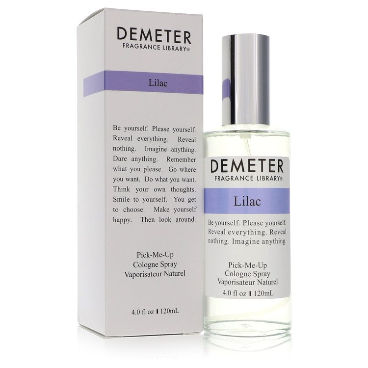 Demeter by Demeter for Women Lilac Cologne Spray 4 oz