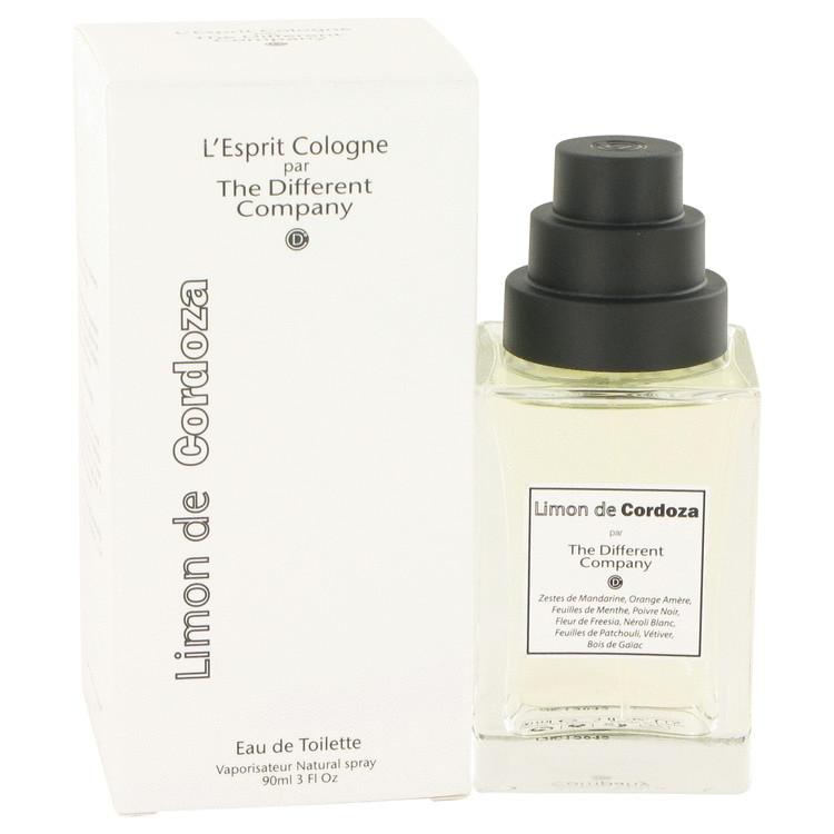 Limon De Cordoza by The Different Company for Women Eau De Toilette Spray 3 oz