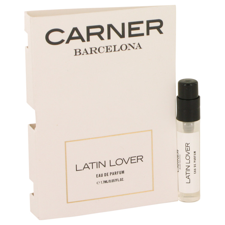 Latin Lover by Carner Barcelona for Women Vial (Sample) .05 oz