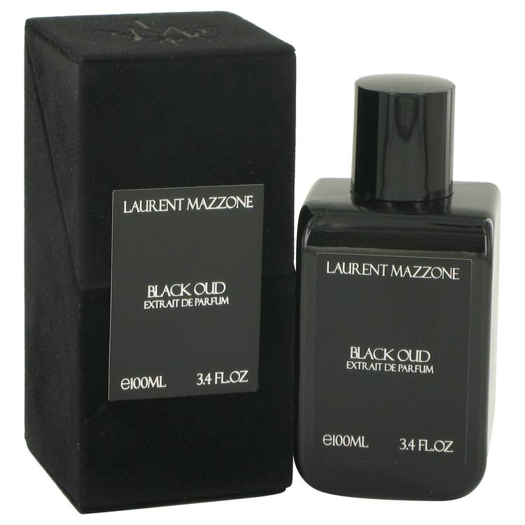 Black Oud by Laurent Mazzone for Women Extrait De Parfum Spray 3.4 oz