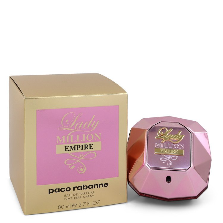 Lady Million Empire by Paco Rabanne Women's Eau De Parfum Spray 2.7 oz