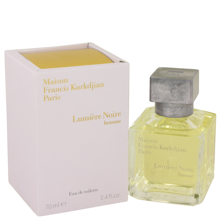 Lumiere Noire Homme by Maison Francis Kurkdjian for Men Eau De Toilette Spray 2.4 oz
