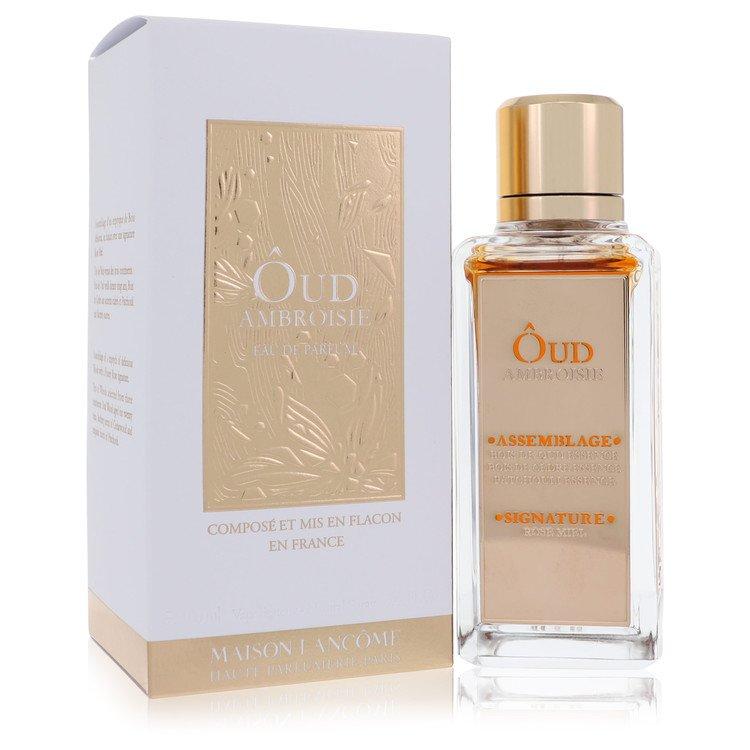 Lancome Oud Ambroisie by Lancome Women's Eau De Parfum Spray 3.4 oz