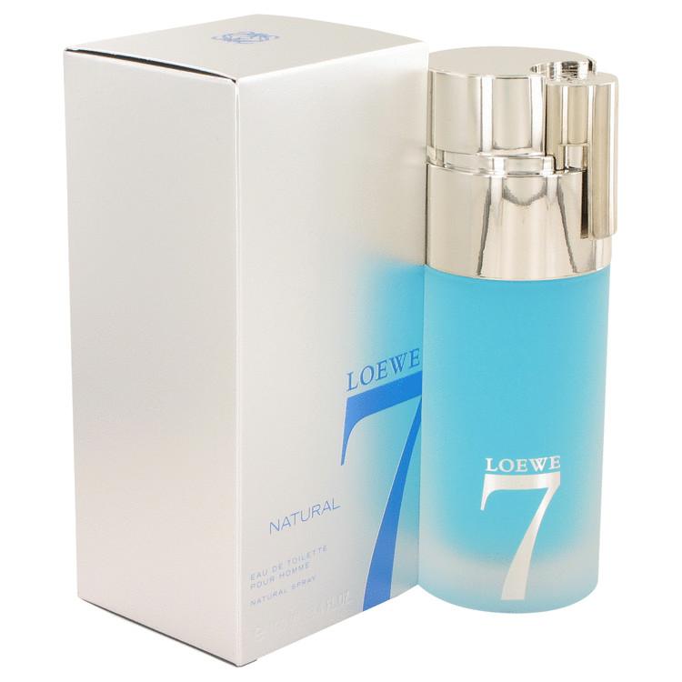 Loewe 7 Natural by Loewe for Men Eau De Toilette Spray 3.4 oz