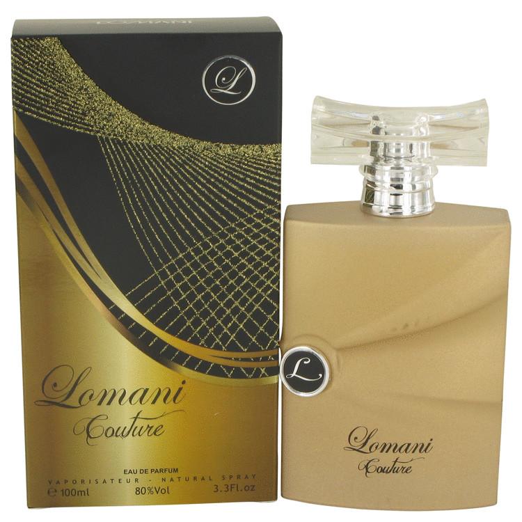 Lomani Couture by Lomani for Women Eau De Parfum Spray 3.4 oz
