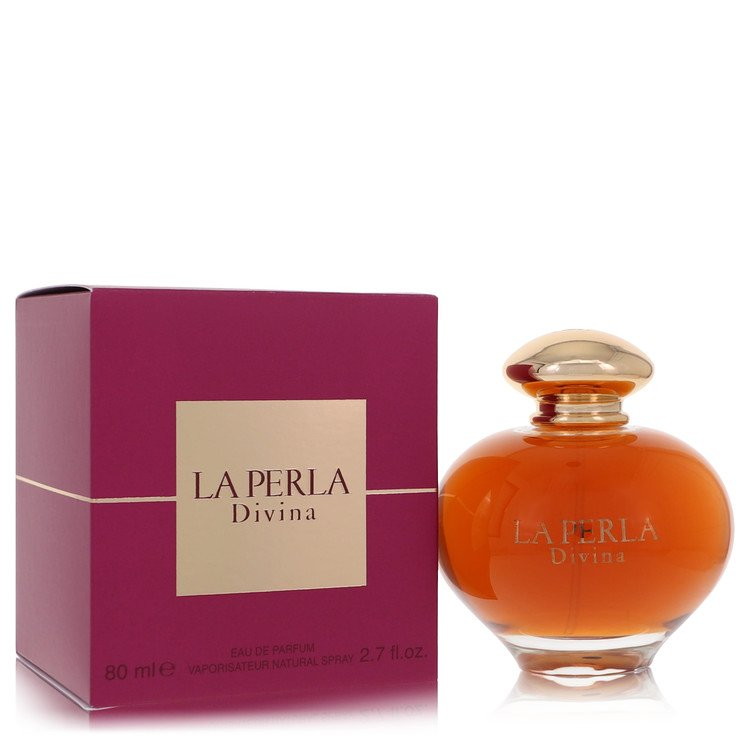 La Perla Divina by La Perla for Women Eau De Parfum Spray 2.7 oz