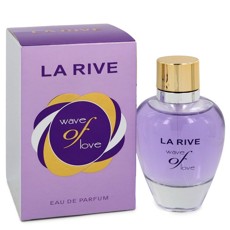 La Rive Wave Of Love by La Rive Women's Eau De Parfum Spray 3 oz
