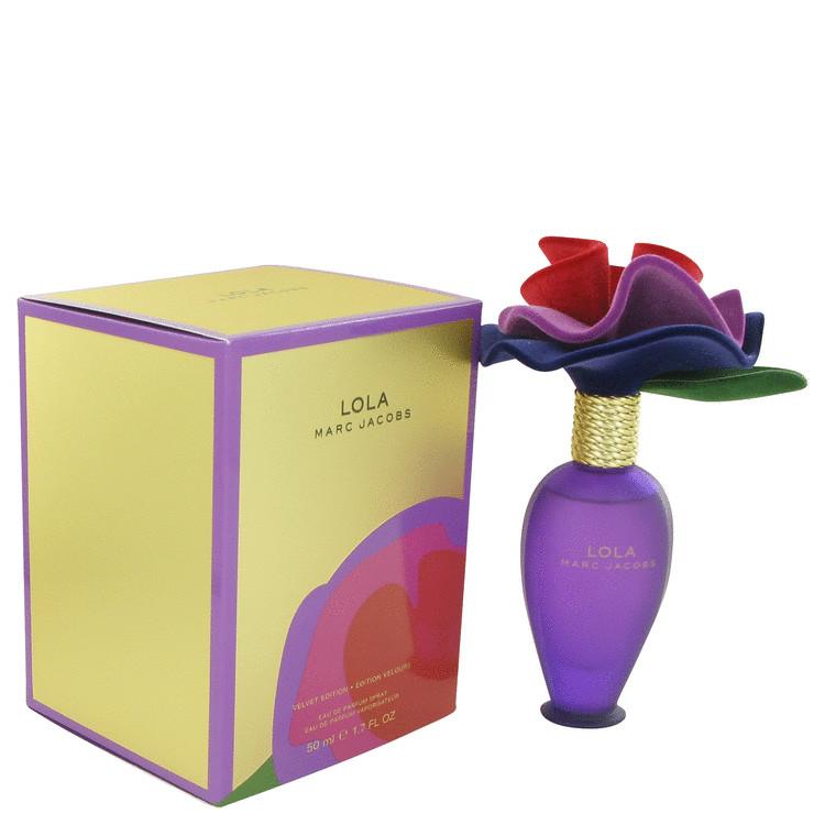 Lola Velvet by Marc Jacobs for Women Eau De Parfum Spray 1.7 oz