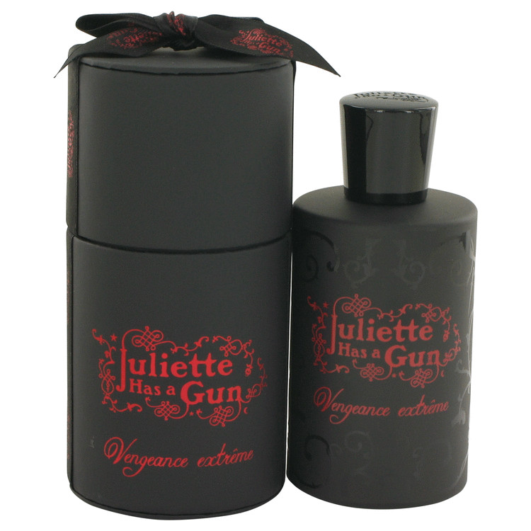 Lady Vengeance Extreme by Juliette Has a Gun for Women Eau De Parfum Spray 3.3 oz