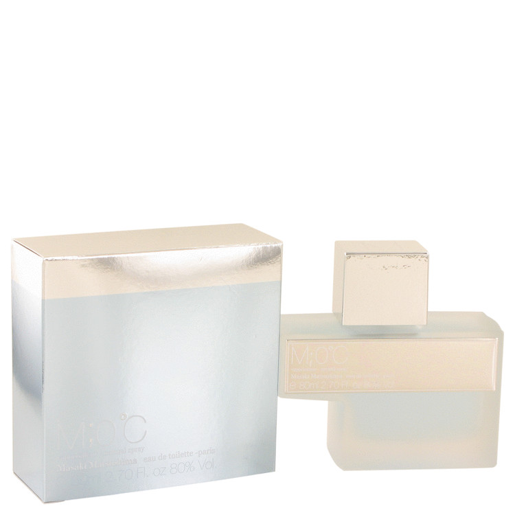 Mat M0C by Masaki Matsushima for Men Eau De Toilette Spray 2.7 oz
