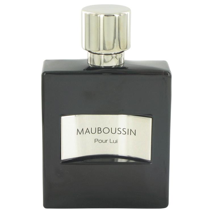 Mauboussin Pour Lui Cologne 3.3 oz EDP Spray (Tester) for Men