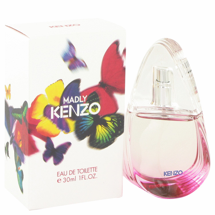 Madly Kenzo Perfume by Kenzo 1 oz EDT Spray for Women
