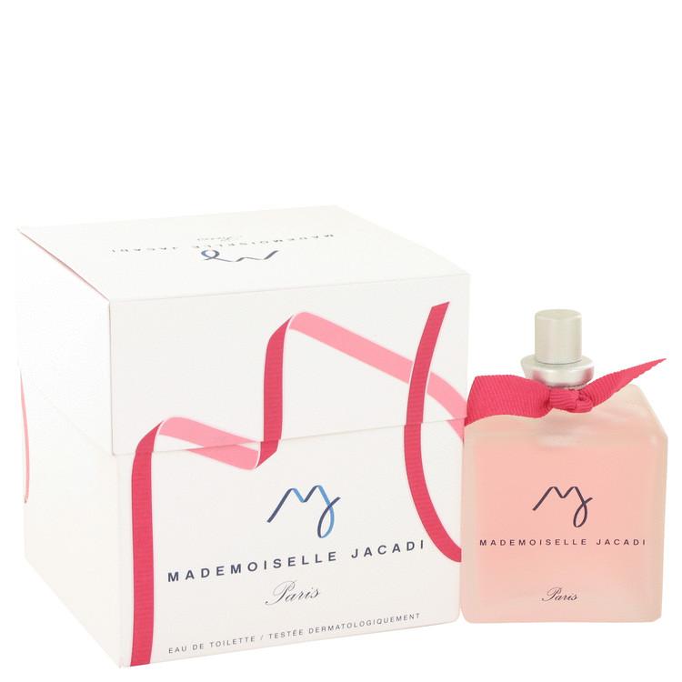 Mademoiselle Jacadi by Jacadi for Women Eau De Toilette Spray (Tester) 3.3 oz