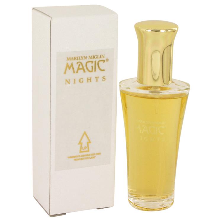 Magic Nights by Marilyn Miglin for Women Eau De Parfum Spray 1 oz