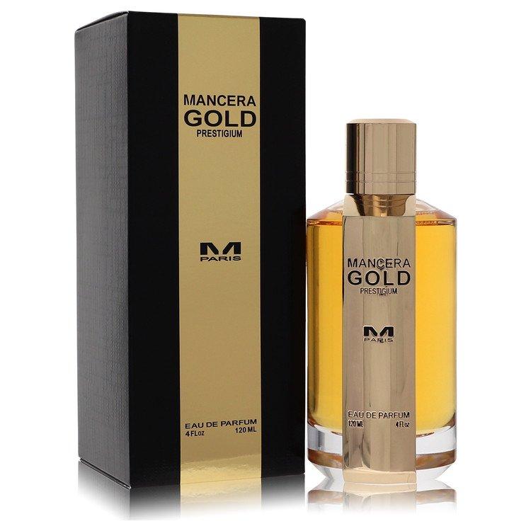 Mancera Gold Prestigium by Mancera –  Eau De Parfum Spray 4 oz 120 ml for Women