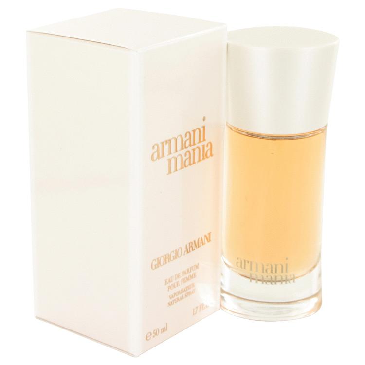 MANIA by Giorgio Armani for Women Eau De Parfum Spray (new version white box) 1.7 oz