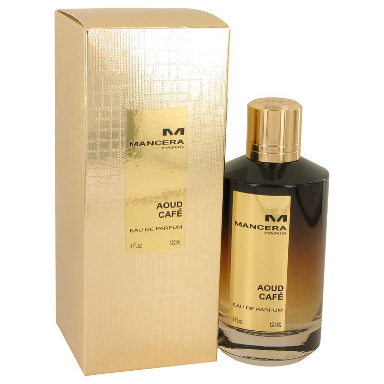 Mancera Aoud Caf for Women Eau de Parfum Spray (Unisex) 4 oz