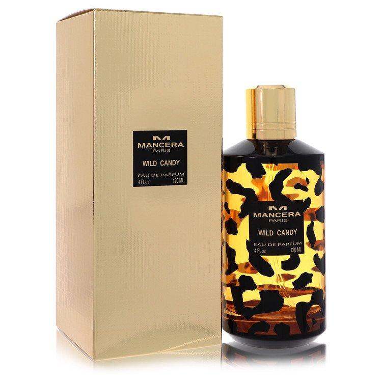 Mancera Wild Candy by Mancera for Women Eau De Parfum Spray 4 oz