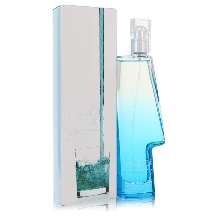 Mat Aqua Cologne by Masaki Matsushima 2.7 oz EDT Spay for Men