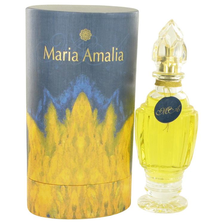 Maria Amalia by Morris Italy for Women Eau De Parfum Spray 3.4 oz