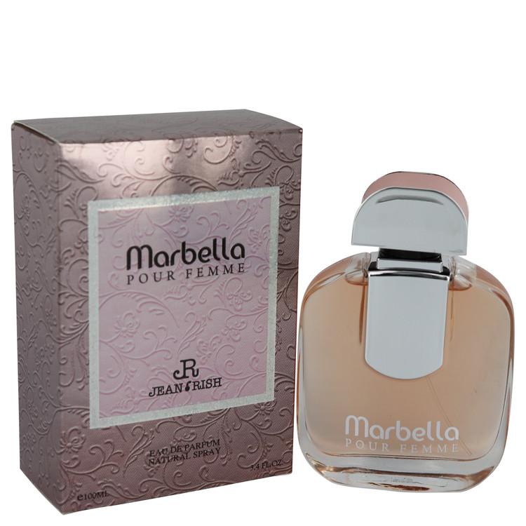 Marbella by Jean Rish for Women Eau De Parfum Spray 3.4 oz