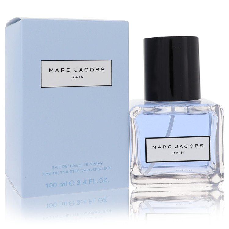 Marc Jacobs Rain by Marc Jacobs for Women Eau De Toilette Spray 3.4 oz