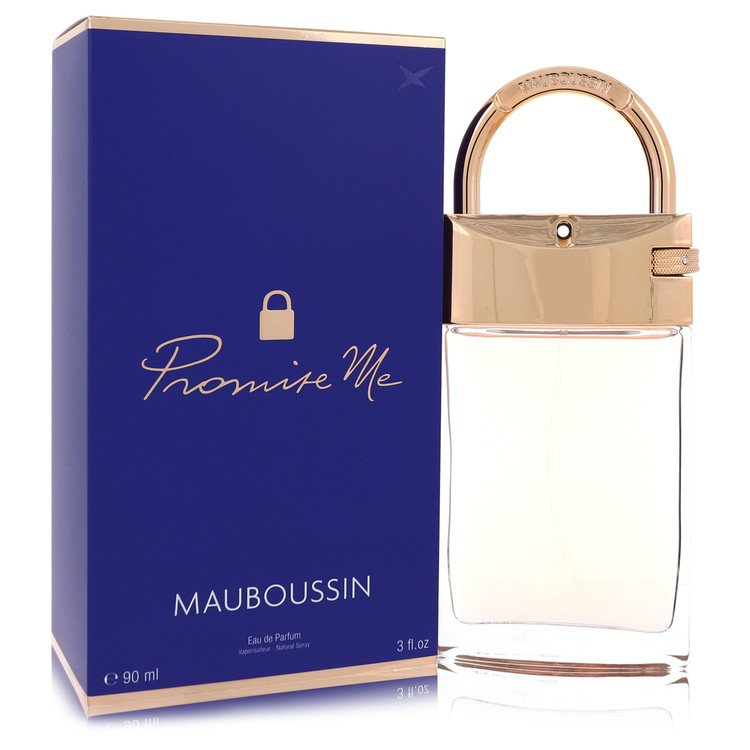 Mauboussin Promise Me Perfume by Mauboussin 3 oz EDP Spay for Women