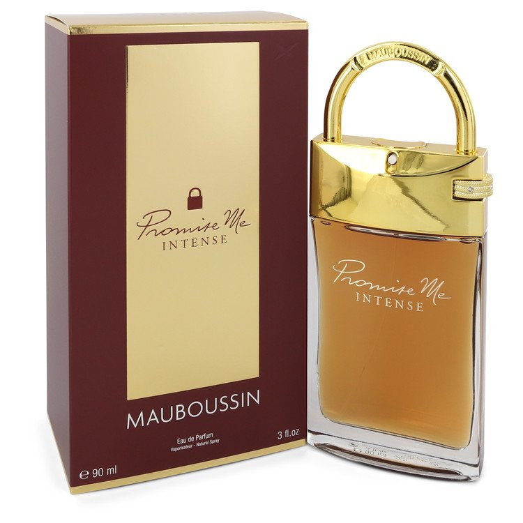 Mauboussin Promise Me Intense Perfume 3 oz EDP Spay for Women